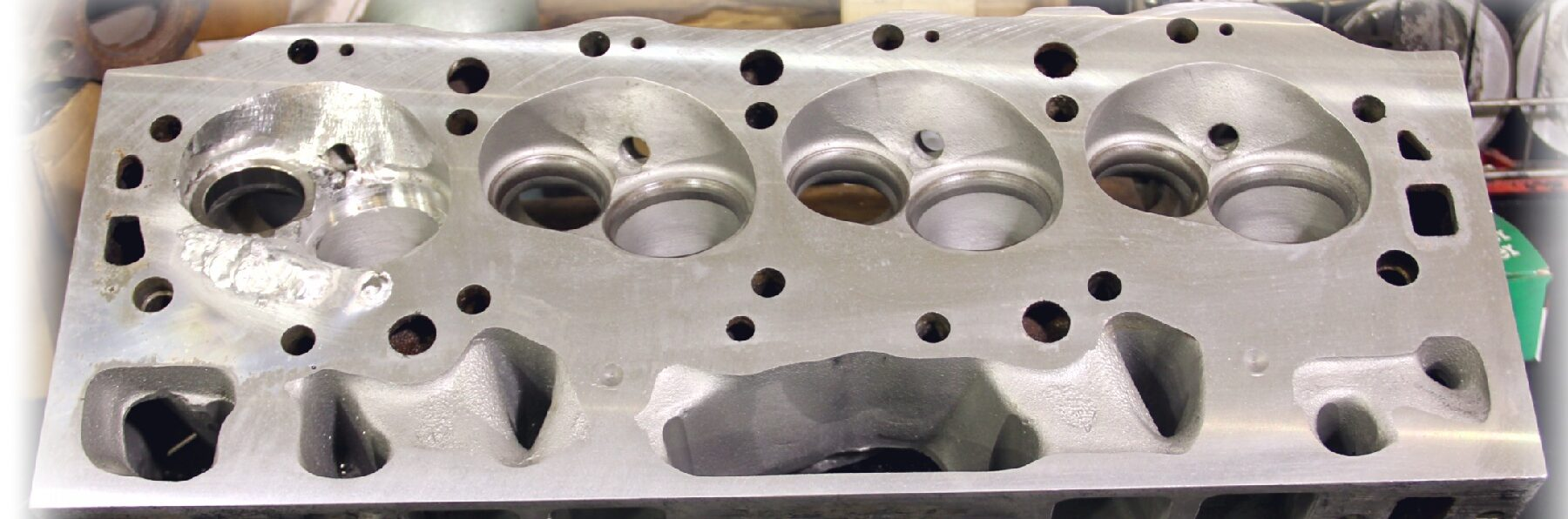 Cylinder Head Repair – CJ Rombold Engine Builders